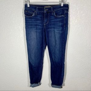 "Joe's Jeans Distressed 26"" Inseam Size 27"